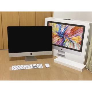 Apple - iMac Retina5K 27インチ 2017 i7 64GB 3TB