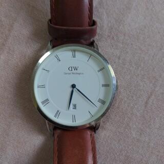 Daniel Wellington - ダニエル・ウェリントン レザー腕時計