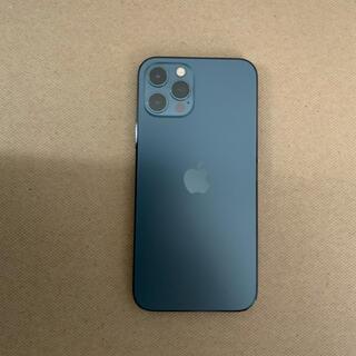 iPhone - iPhone 12 pro パシフィックブルー 128 GB SIMフリー