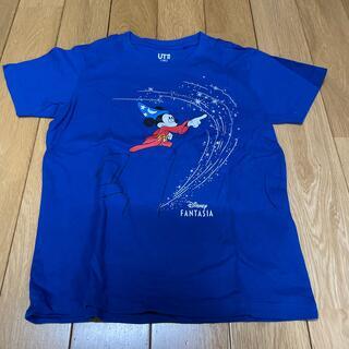 Disney - ミッキーマウス ファンタジア Tシャツ 半袖 サイズ120 ユニクロ