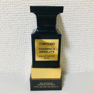 TOM FORD - トムフォード チャンパカアブソリュート 50ml 【ほぼ未使用】