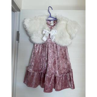 エニィファム(anyFAM)のany FAM ドレス&ボレロ 100cm〜120cm(ドレス/フォーマル)