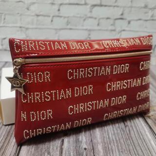 Christian Dior - 新品未使用★ディオール dior ノベルティ ポーチ 化粧ポーチ コスメポーチ