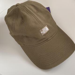 ザノースフェイス(THE NORTH FACE)のノースフェイス 新品ロゴキャップ 帽子(キャップ)
