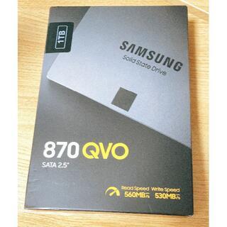 SAMSUNG - SAMSUNG 内蔵SSD 1TB 870QVO