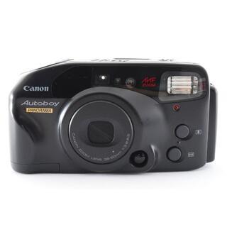 キヤノン(Canon)の【完動品】Canon New Autoboy(フィルムカメラ)