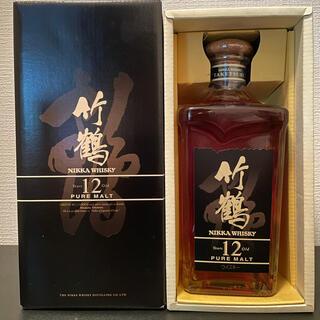 ニッカウヰスキー - ニッカ 竹鶴12年 旧ボトル