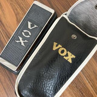 ヴォックス(VOX)のVOX V847A ワウペダル(スイッチ交換必要)(エフェクター)