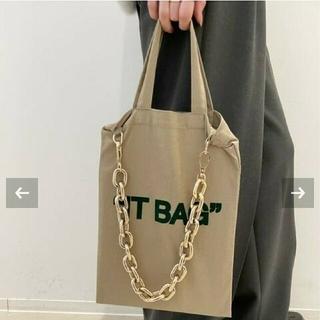 アパルトモンドゥーズィエムクラス(L'Appartement DEUXIEME CLASSE)の新品 【GOOD GRIEF!/グッドグリーフ】Chain Belt(その他)