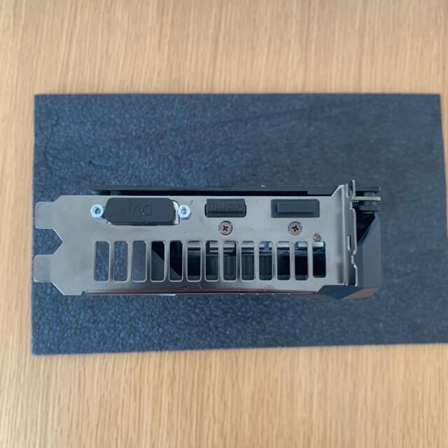 ASUS(エイスース)のASUS GTX1660 super スマホ/家電/カメラのPC/タブレット(PCパーツ)の商品写真