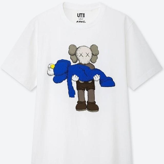 UNIQLO(ユニクロ)のUNIQLO UT×KAWS カウズ Tシャツ ユニクロ メンズのトップス(Tシャツ/カットソー(半袖/袖なし))の商品写真