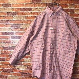 ブルックスブラザース(Brooks Brothers)のクリーニング済み ブルックスブラザーズ 長袖シャツ BDシャツ チェック柄 M(シャツ)