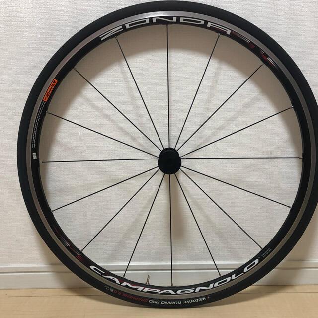 Campagnolo ZONDA CLINCHER スポーツ/アウトドアの自転車(パーツ)の商品写真