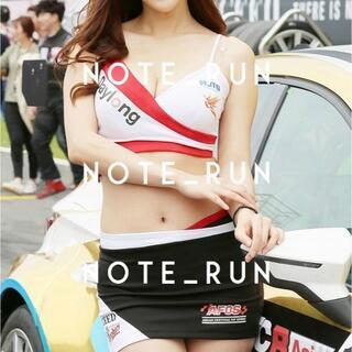【xdl】コスチューム RQ レースクイーン 衣装 白・黒・赤(衣装一式)