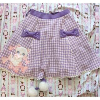 アンジェリックプリティー(Angelic Pretty)のバニラちゃんスカート(ひざ丈スカート)