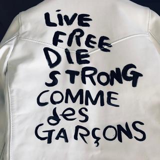 COMME des GARCONS - Lewis Leather ×COMME des GARCONS  32size