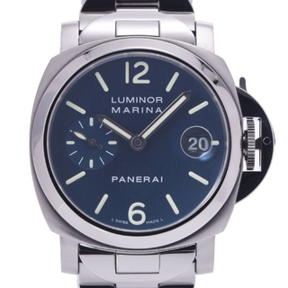 オフィチーネパネライ(OFFICINE PANERAI)のオフィチーネパネライ  ルミノールマリーナ 腕時計(腕時計(アナログ))
