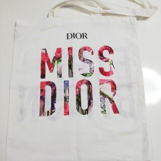 Dior - ミスディオール ノベルティ トートバッグ