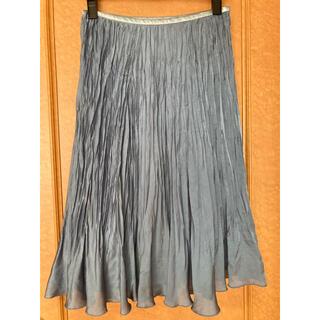 ユナイテッドアローズ(UNITED ARROWS)のUNITED ARROWS  ランダムプリーツスカート USED(ひざ丈スカート)