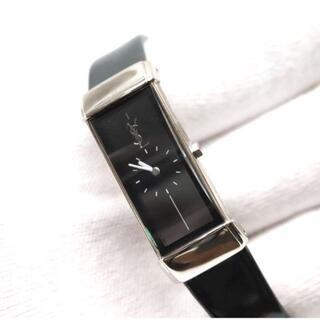 サンローラン(Saint Laurent)の【ヴィンテージ 美品】サンローラン 腕時計 スクエア(腕時計)