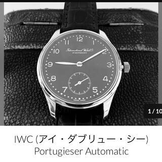 インターナショナルウォッチカンパニー(IWC)のIWC Portugieser  auto(ポルトギーゼ スモールギーゼ)(腕時計(アナログ))