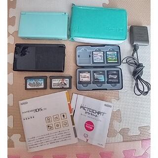 ニンテンドーDS - Nintendo DS lite * ソフト7本