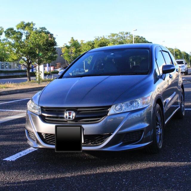 ホンダ(ホンダ)のホンダストリーム X_HDDナビパッケージ 自動車/バイクの自動車(車体)の商品写真
