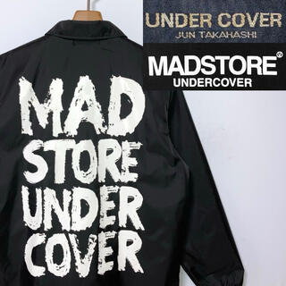 UNDERCOVER - 希少!MADSTORE UNDERCOVER 限定コーチジャケット