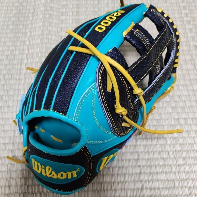 wilson(ウィルソン)の【新品未使用】Wilson USA A2000 1799 青木選手と同型 スポーツ/アウトドアの野球(グローブ)の商品写真