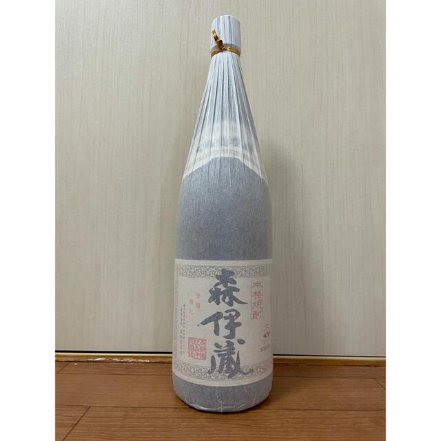 森伊蔵 1800㎖ 日本酒 焼酎 1800ml 1.8L 食品/飲料/酒の酒(焼酎)の商品写真