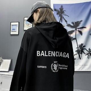Balenciaga - 新品!男女兼用Balenciagaパーカー2枚13000 #5