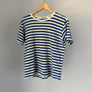 vintage ボーダー Tシャツ