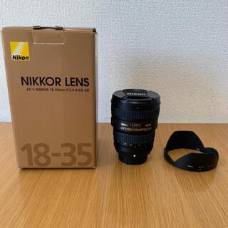 Nikon - ニコン AF-S NIKKOR 18-35mm f3.5-4.5G ED