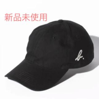 agnes b. - 未使用 アニエスベー キャップ 帽子 ブラック