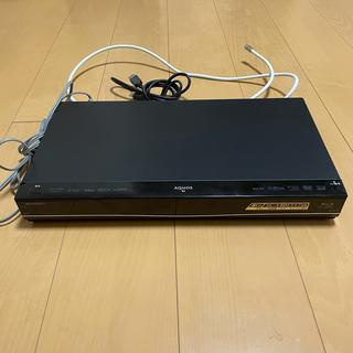 アクオス(AQUOS)のSHARP AQUOS BD/DVDレコーダープレーヤー(ブルーレイレコーダー)