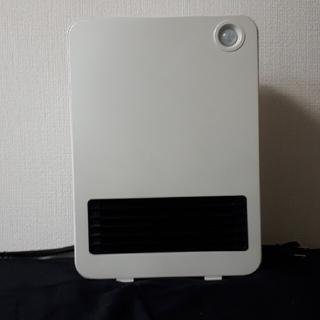 【中古品】MDHT-001-WH 人感センサー付セラミックヒーター