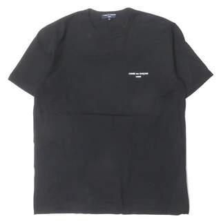 COMME des GARCONS - COMME des GARCONS HOMME 20SS 綿天竺 ロゴ Tシャツ