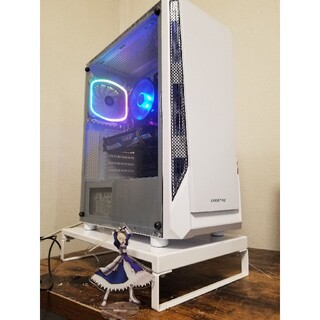 自作ゲーミングPC Core i7-3770 GTX1060 新品ガラスケース