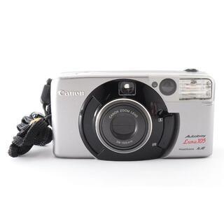 キヤノン(Canon)の【完動品】Canon Autoboy Luna 105 フィルムカメラ(フィルムカメラ)