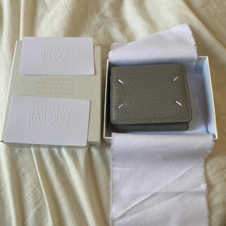 Maison Martin Margiela - マルジェラ 財布 新品未使用