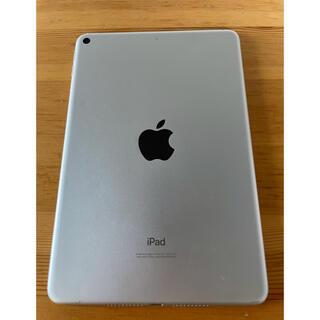 iPad - iPad mini 5 第5世代 WI-FI 64GB シルバー 純正カバー付