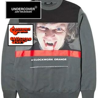 UNDERCOVER - アンダーカバー UNDERCOVER スウェット トレーナー ucx 4803