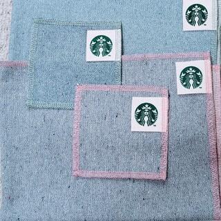 スターバックスコーヒー(Starbucks Coffee)のスタバ25周年記念★ランチョンマット&コースター(テーブル用品)