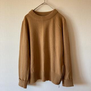 IENA SLOBE - イエナ IENA SLOBE カシミア混 クルーネックセーター
