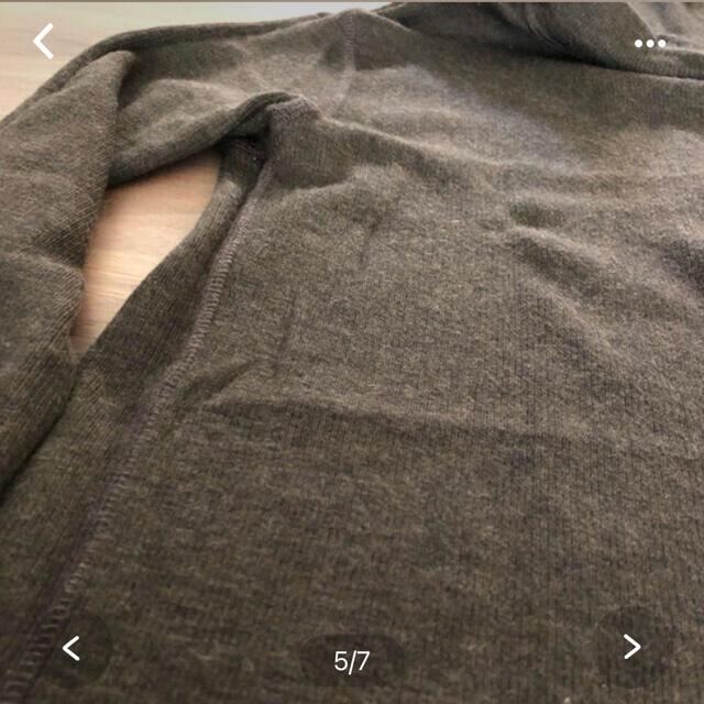 DEUXIEME CLASSE(ドゥーズィエムクラス)のused【Deuxieme Classe】jerseyタートルネック レディースのトップス(ニット/セーター)の商品写真