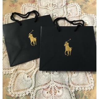 ラルフローレン(Ralph Lauren)のラルフローレン  紙袋 ショッパー ショップ袋(ショップ袋)