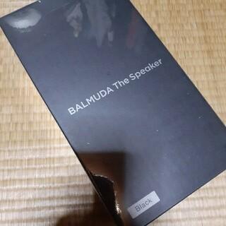 BALMUDA - BALMUDA The Speaker M01A-BK