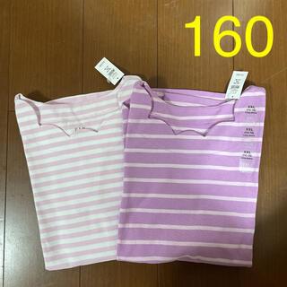 ギャップキッズ(GAP Kids)のNO.1373 ギャップキッズ ロンT 長袖 女の子 160 まとめ売り(Tシャツ/カットソー)