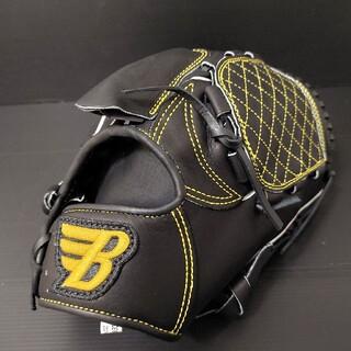 Louisville Slugger - 新品 ブレット(BRETT) 硬式 投手用グローブ ブラック