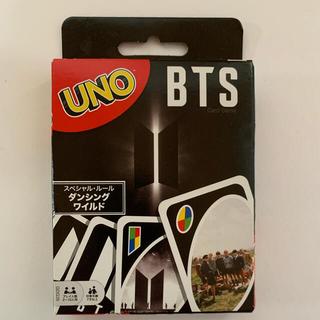 ボウダンショウネンダン(防弾少年団(BTS))のBTS 防弾少年団 UNO ウノ(トランプ/UNO)